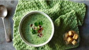Las bases de sopas de vegetales se pueden combinar con carnes o legumbres.