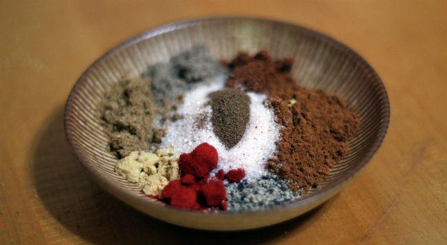 La sazón se tienen o no y consiste en llegar al equilibrio de sabores. // Foto: Daniel Catt