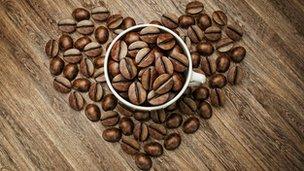 """La cafeína es """"la droga psicoactiva"""" más popular del planeta."""