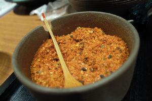 El shichimi tōgarashi es un condimento muy usado en Japón. // Foto: Especial.