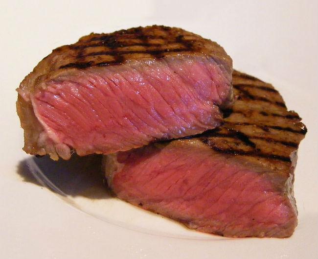 términos de la carne