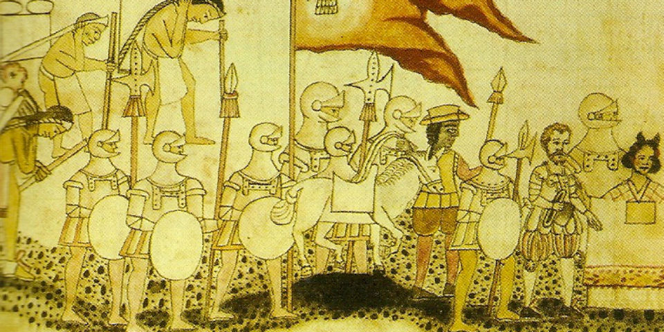 El hambre de los conquistadores (Breve historia del sabor de la Baja ...
