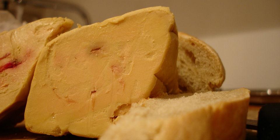 foie gras prohibildo