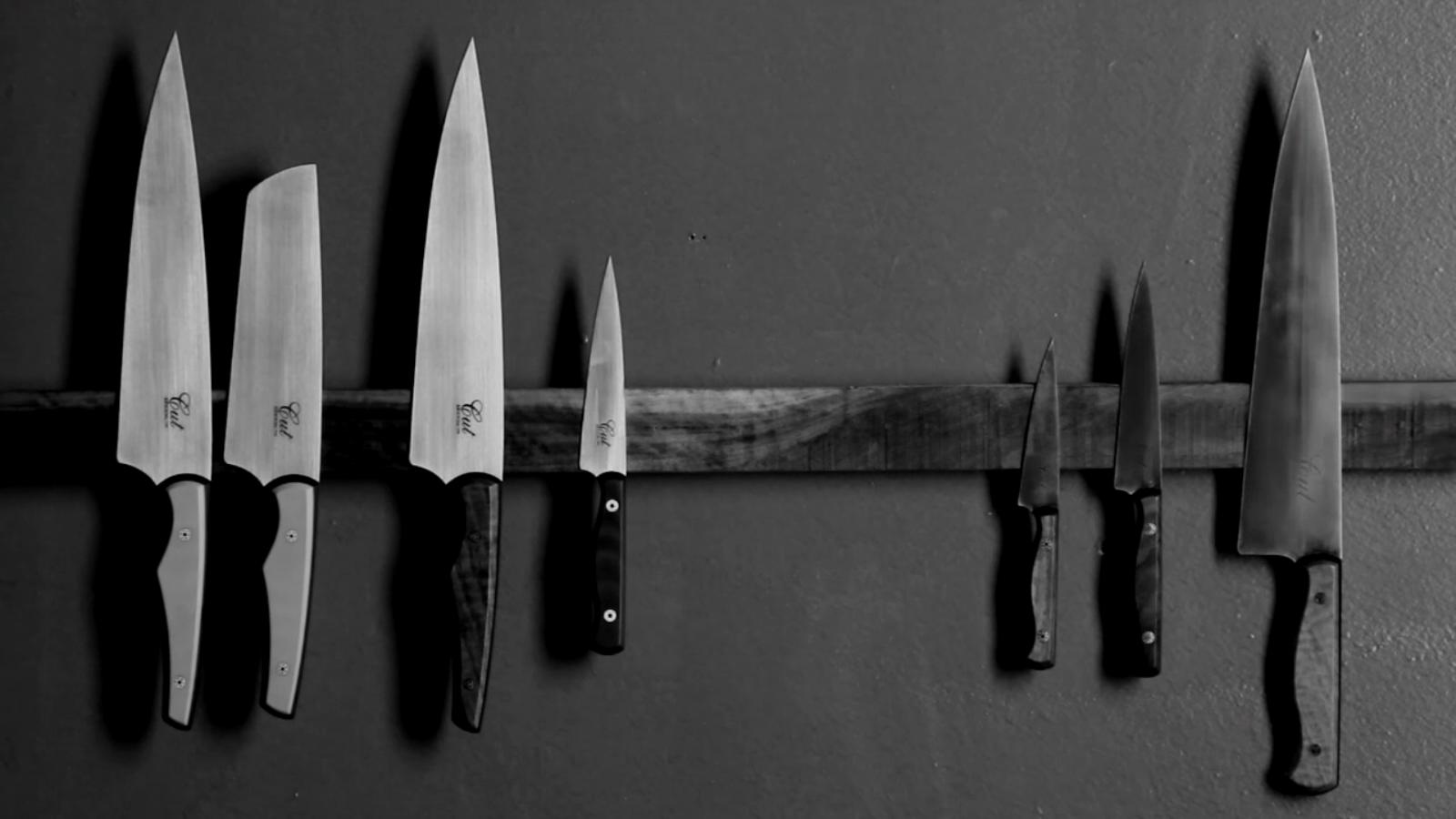 El Filoso Arte De Crear Un Cuchillo