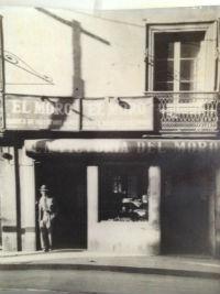 El Moro en 1935, a unos días de abrir sus puertas por primera vez. // Foto: Cortesía