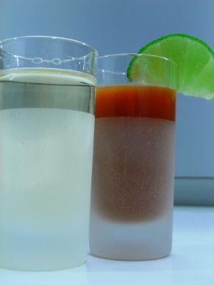 Acompáñalas con una copa de jerez o un mexicanísimo tequila. // Foto: Especial.