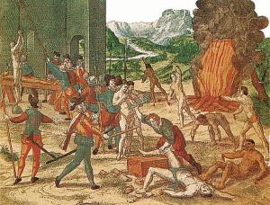 Los esclavos de las Antillas fueron fuente de riqueza para los españoles recién llegados a América. // Foto: Especial.