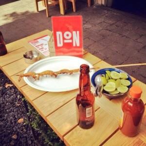 Para acompañar una cerveza, o una michelada con clamato o un curado. // Foto: Especial.