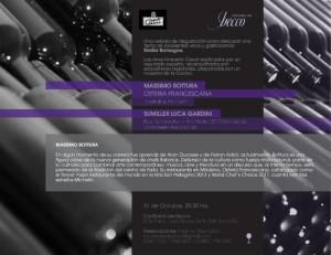 Invitación Digital Bottura