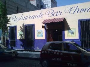 Restaurante Bar Chon se encuentra en la remodelada calle Regina, en el Centro Histórico. // Foto: www.tripadvisor.com