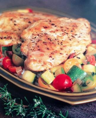 Un pollo de campiña es más sano, más feliz y más delicioso. // Foto: Valle Orgánico (Facebook).