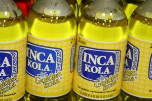 Inca Kola, uno de los símbolos // Foto: Especial.