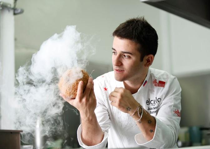 Comida para sentir: la cocina moderna colombiana de El Cielo ...