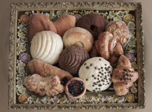 Conoce la gran variedad panadera de Nugat. // Foto: Especial.