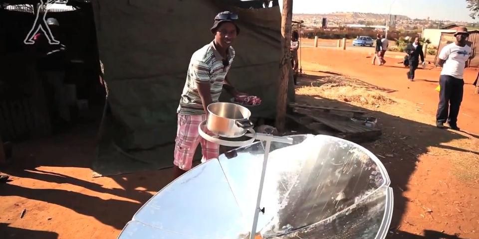 Cocinar bisteces con los rayos del sol animal gourmet for Cocinar con 20 soles