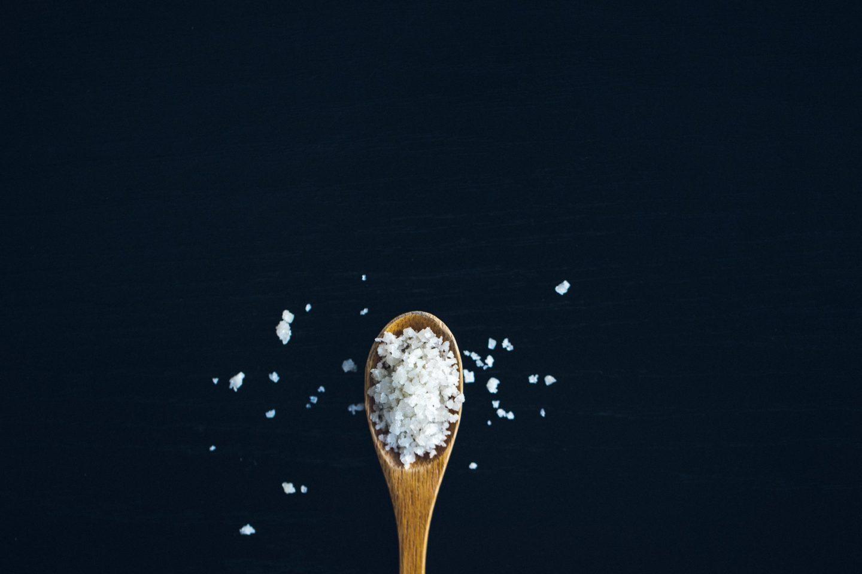 variedades de sal