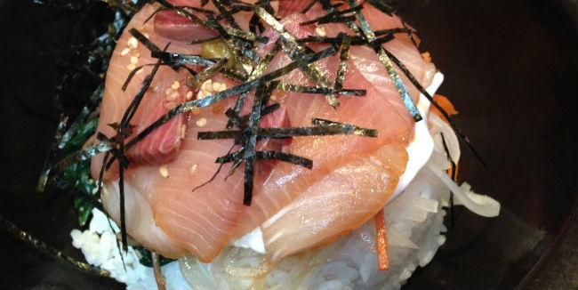 """El """"Buri bop"""" es uno de los platillos más emblemáticos del lugar. // Foto: Animal Gourmet."""