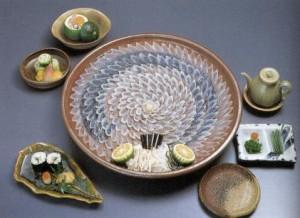 Para preparar el fugu es necesario contar con una licencia. // Foto: Especial.