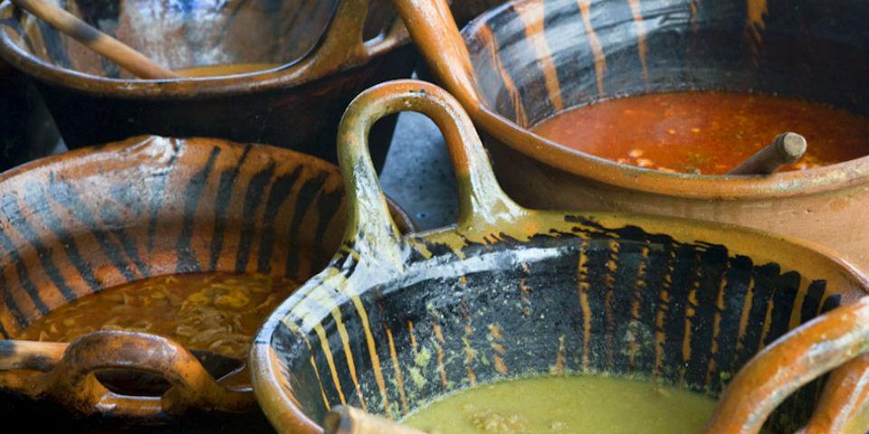 Magat un mosaico de opciones gastron micas y tur sticas for Utensilios de cocina mexicana