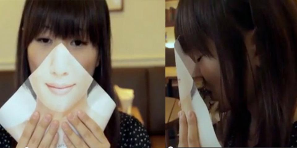 Imagen de la campaña lanzada por la cadena japonesa Freshness Burger. // Imagen: Freshness Burger.