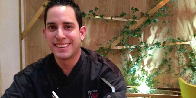 Pablo fue elegido por el propio chef Masaharu Morimoto para dirigir el restaurante de la ciudad de México. // Foto: Animal Gourmet.