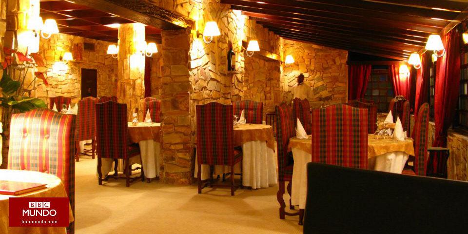 C mo el ambiente de un restaurante nos hace comer m s for Como disenar un restaurante
