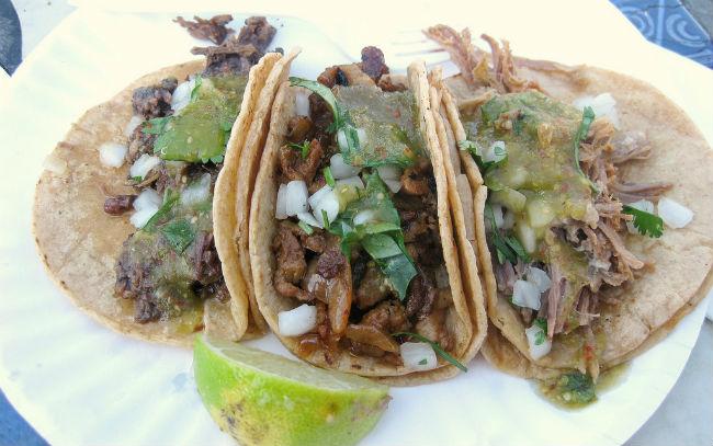 Los tacos de carnitas representan el mestizaje culinario en su máxima expresión. // Foto: Especial.