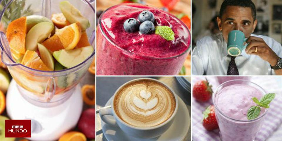 Café o jugo de frutas: ¿cuál es más saludable?