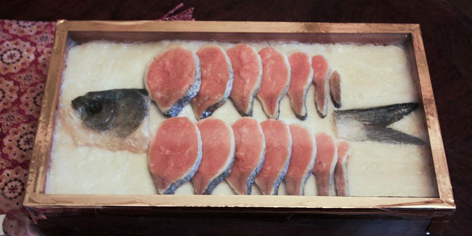 Funazushi, el sushi milenario - Animal Gourmet