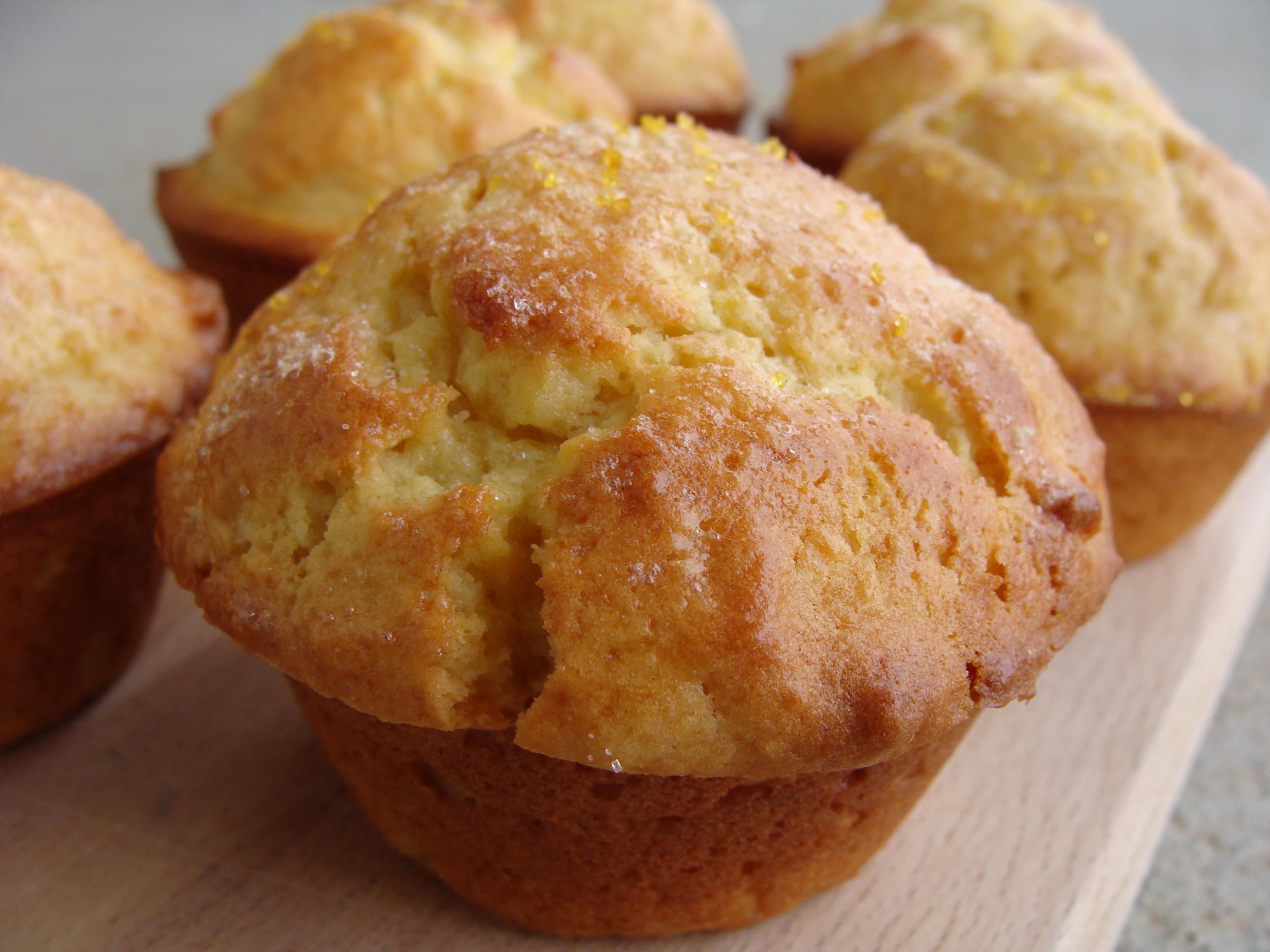 Resultado de imagen para muffins de limon y jengibre