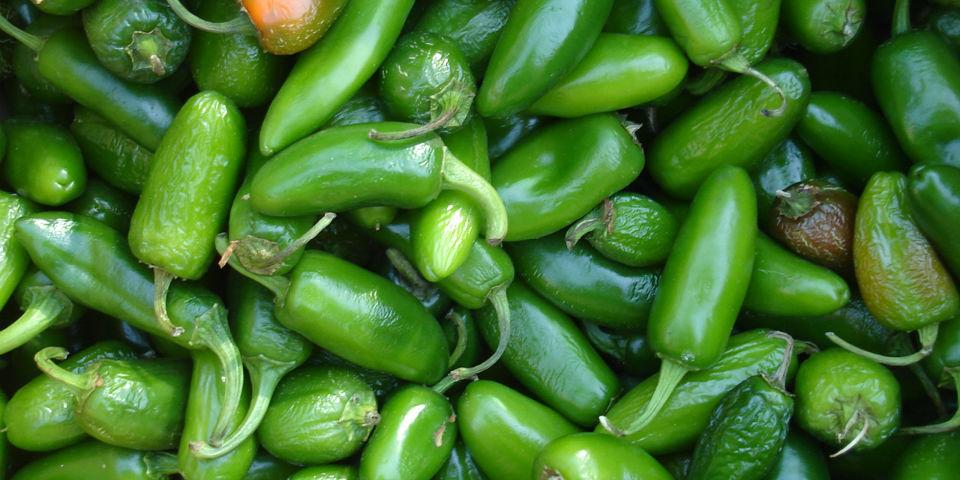 Ora es cuándo, chile verde! —o 1001 maneras de comer chile ...