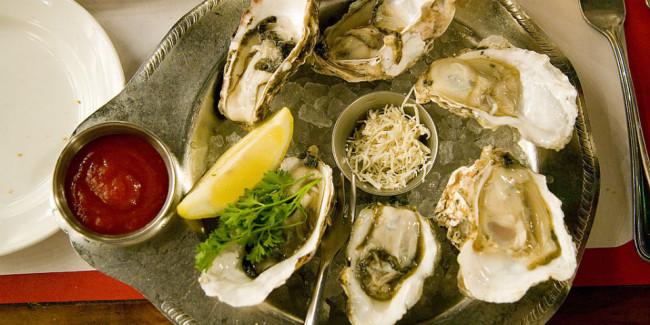 Baja California cuenta con una gran variedad de ostras. // Foto: Especial.