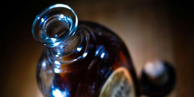 El whiskey está hecho en 51% de maíz; el resto puede ser una mezcla de granos como centeno, mijo, malta o cebada. // Foto: Especial.