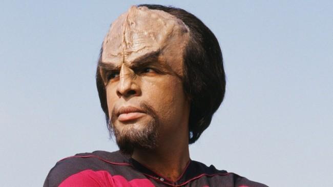 Los klingon no son precisamente los extraterrestres más apuestos pero son una raza de orgullosos guerreros. // Foto: Especial.