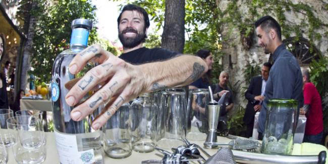 Combine chefs y bartenders, déjelos macerar para que preparen cocteles increíbles. // Foto: Cortesía Casa Dragones.