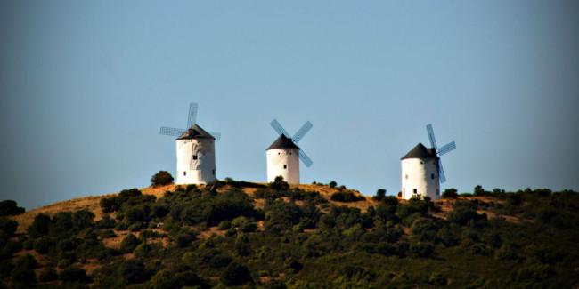 En la región de Castilla se aprovecho en gran parte la leche de oveja para la producción de quesos maduros. // Foto: Especial.
