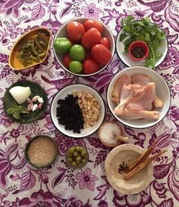 Ya con la receta en mano corrí a comprar los insumos para el estofado. // Foto: Pamela Castillo Cisneros.