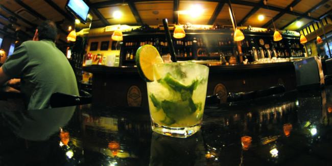 Fresco y embriagante, nada para el clima caluroso como un mojito. // Foto: Especial.