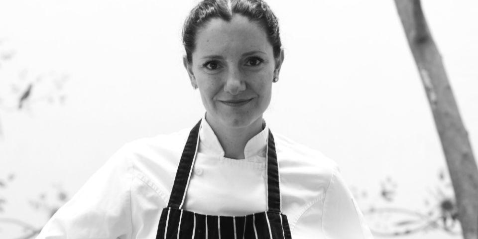 """En la cocina """"ninguna culpa, mucho placer"""": Elena Reygadas"""