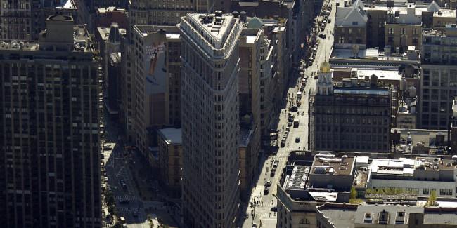 'Cosme' estará en el distrito Flatiron, nombrado así por el primer rascacielos de Nueva York. // Foto: Especial.