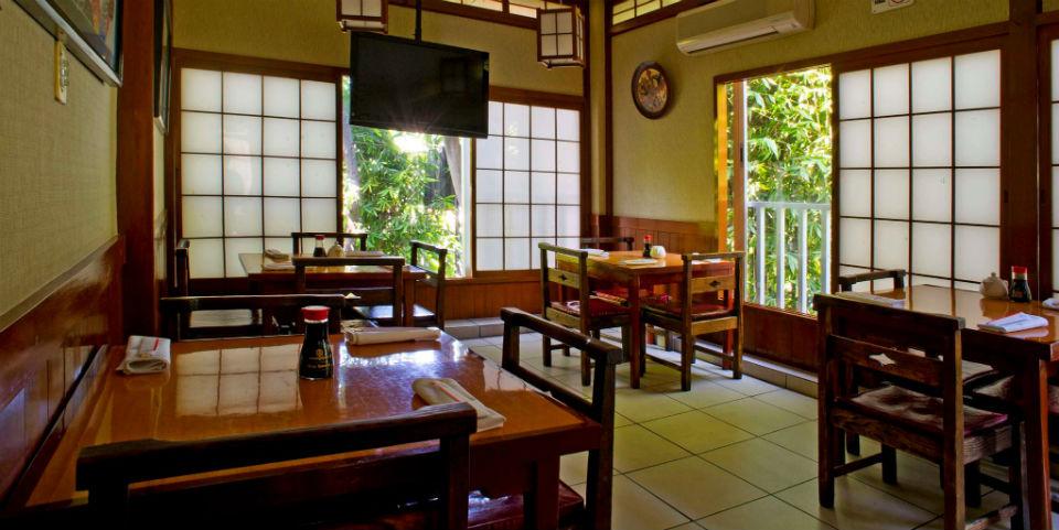 Nagaoka cocina japonesa franca animal gourmet for Casa clasica japonesa