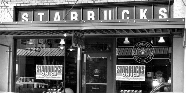 """El primer Starbucks abrió en 1973 y es ejemplo de las características de la """"segunad ola"""". // Foto: Especial."""