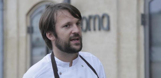 René Redzepi, chef de Noma. // Imagen: www.gastroactitud.com