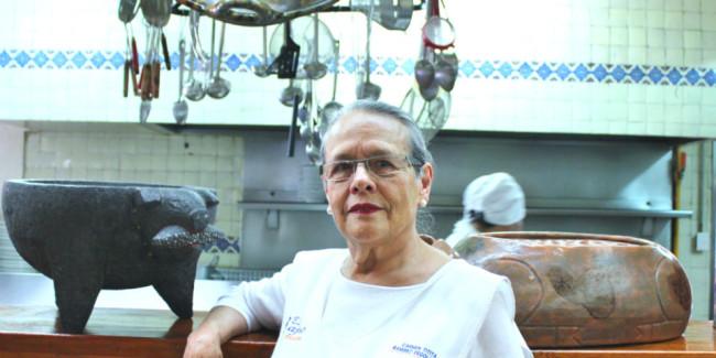 """Carmen """"Titita"""" Hernández. // Foto: Carmen Hernández."""