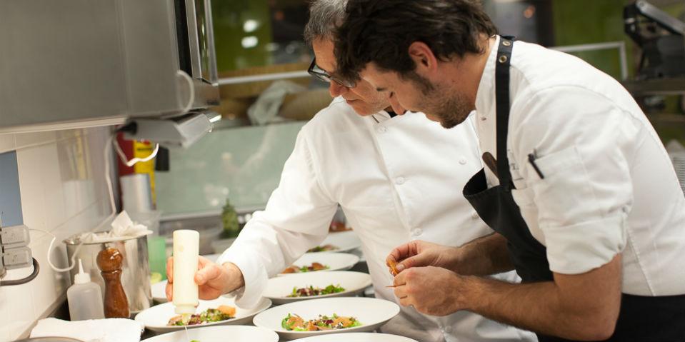 A manera de cierre se ofreció una cena maridada con caldos italianos La Enotek. // Foto: Cortesía.