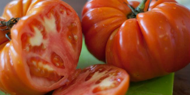 Algunas variedades 'heirloom' tienen un aspecto caprichoso pero eso no demetira su gran sabor. // Foto: Especial.
