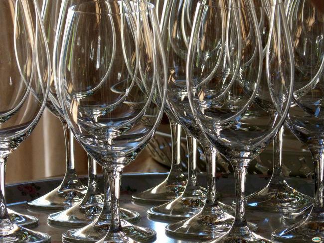 Aunque existen copas para distintos tipos de vino y varietales, no hay problema si se usa una distinta. // Foto: Especial.