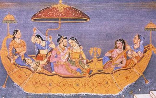 El Kama-Sutra es un manual escrito en India hace más de mil 500 años. // Foto: Especial.