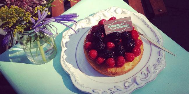 La panadería y pastelería francesa se combina con la familiar de Nueva Zelanda en Fournier Rousseau. // Foto: Fournier Rousseau (Facebook).