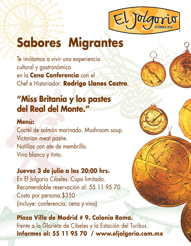 Sabores Migrantes 16